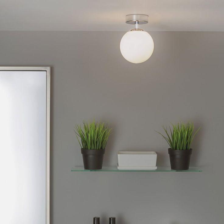 Denver IP44 Bathroom Ceiling Light