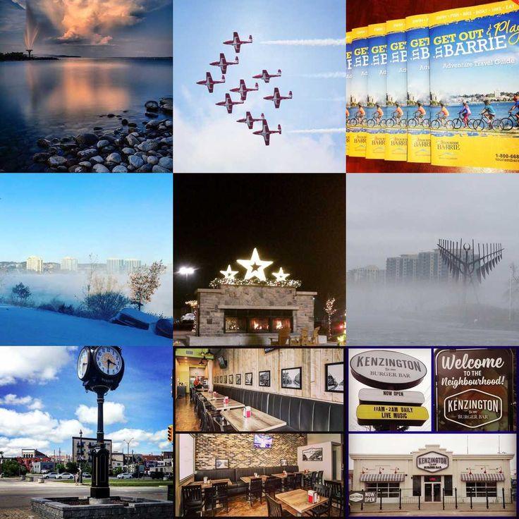 2017bestnine - tourismbarrie's best nine on Instagram in 2017