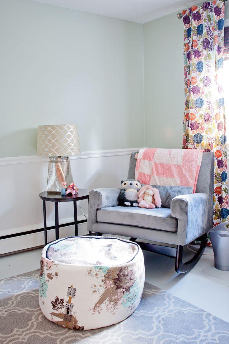 All products baby amp kids nursery furniture rocking chairs - Baby Room Curtains Nursery Room Babies Nursery Nursery Ideas Cool Rugs Round Ottoman Dining Room Walls Light Turquoise Soft Light