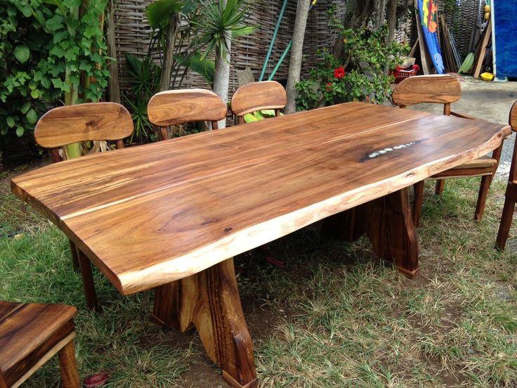 Kini @ WoodWorkingHawaii 808 227 9473   Solid Wood Furniture   Tropical  Hardwoods   Monkey Pod   Koa: WoodWorkingHawaii Koa Furniture Custom  Furniture ...