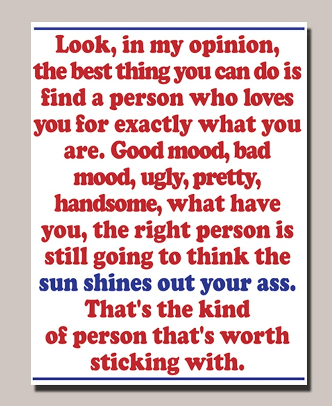 My favorite Juno quote!