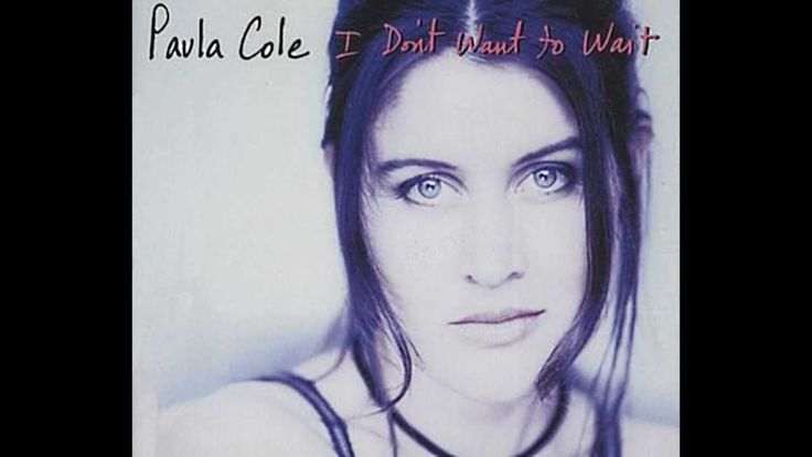 Paula Cole - I Don't Want to Wait