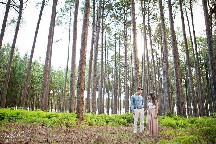 Kelly and Lloyd's Tsitsikamma Forest E-Shoot