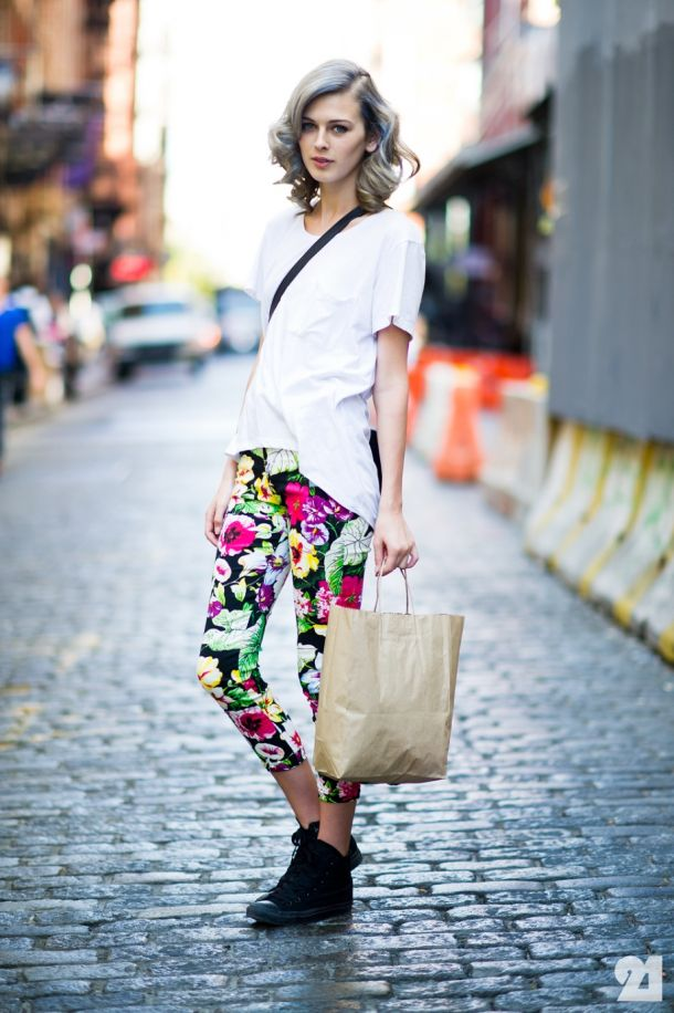 The Hottest Summer Trend: Floral Print!