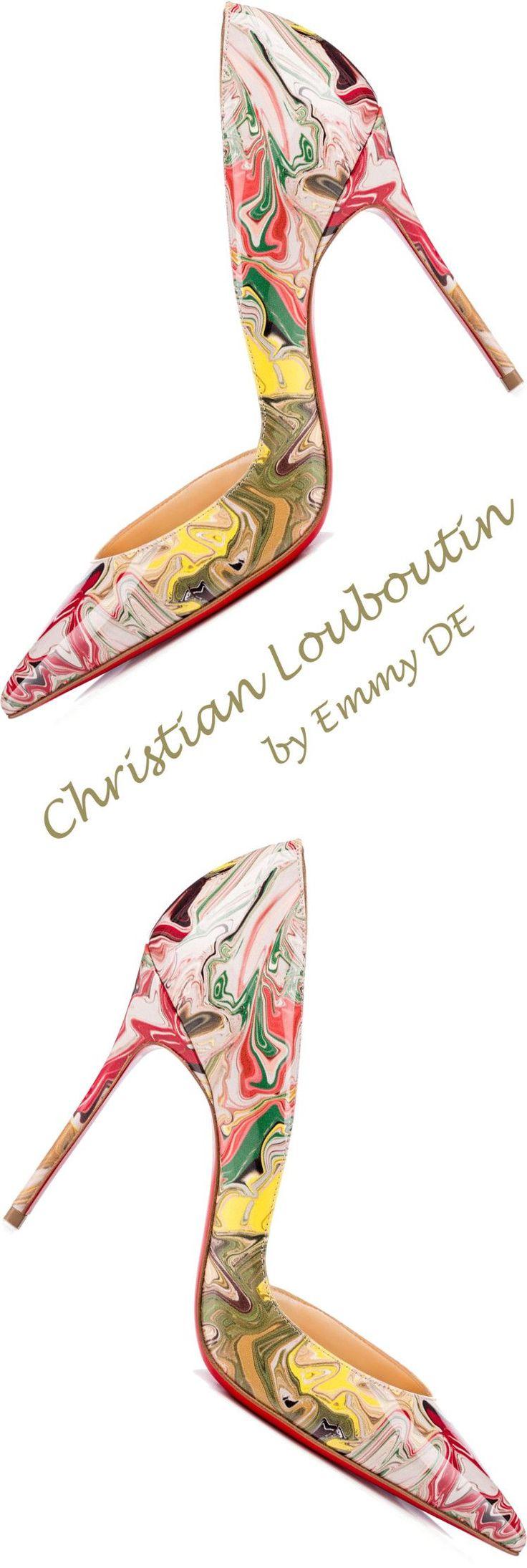 Emmy DE * Christian Louboutin 'Iriza'