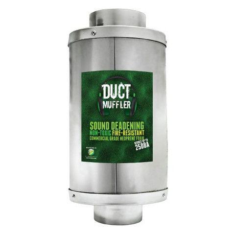 Duct Mufflers