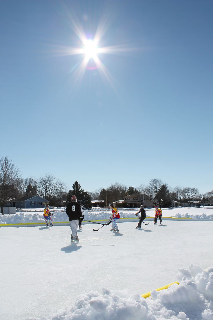 60 best backyard ice rinks images on pinterest backyard ice rink