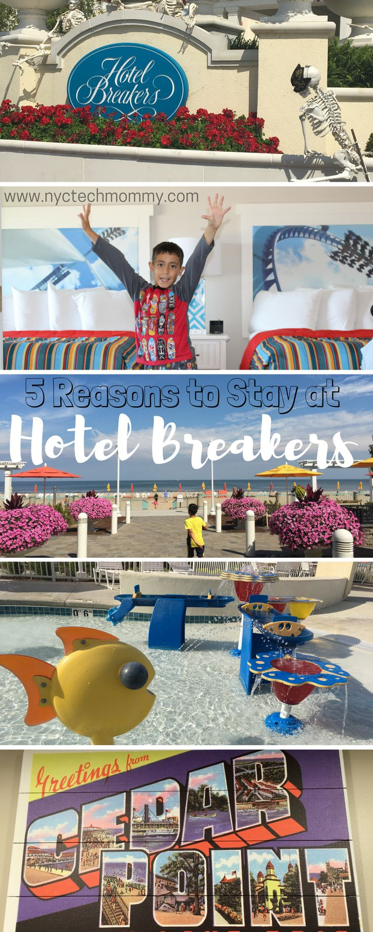 5 Reasons to Stay at Hotel Breakers - Cedar Point