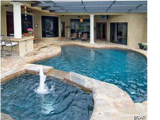 Destin homes for sale florida homes for destin beach florida dreamhome corner bar area House for sale with swimming pool