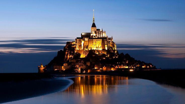 Le Mont-Saint-Michel in Le Mont-Saint-Michel, Basse-Normandie