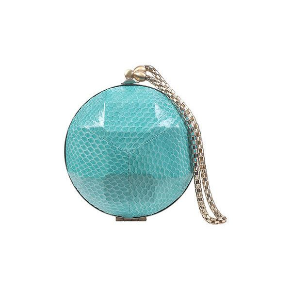 Reiss turquoise Jasmine clutch (€23) ❤ liked on Polyvore featuring bags, handbags, clutches, borse, purses, turquoise purse, turquoise handbags, reiss handbags, blue handbags and hand bags