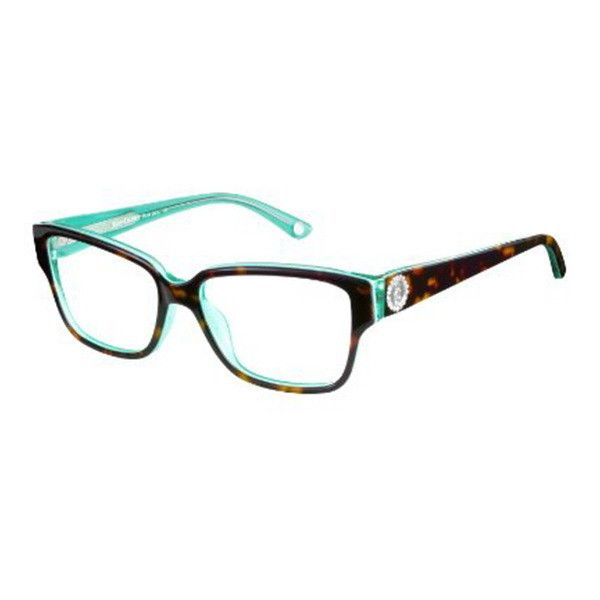 54d09d5b7f Juicy Couture JU 158 VPU Eyeglasses ( 97) ❤ liked on Polyvore featuring  accessories