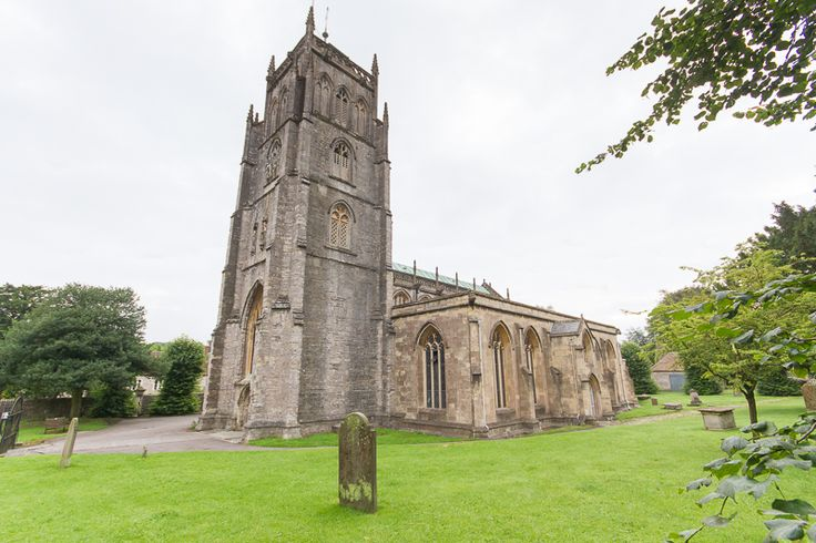 picture of the church in shepton mallet