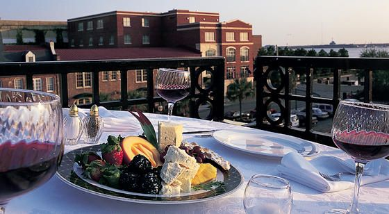 Harbour Club Charleston Pinterest Terrace And The O 39 Jays