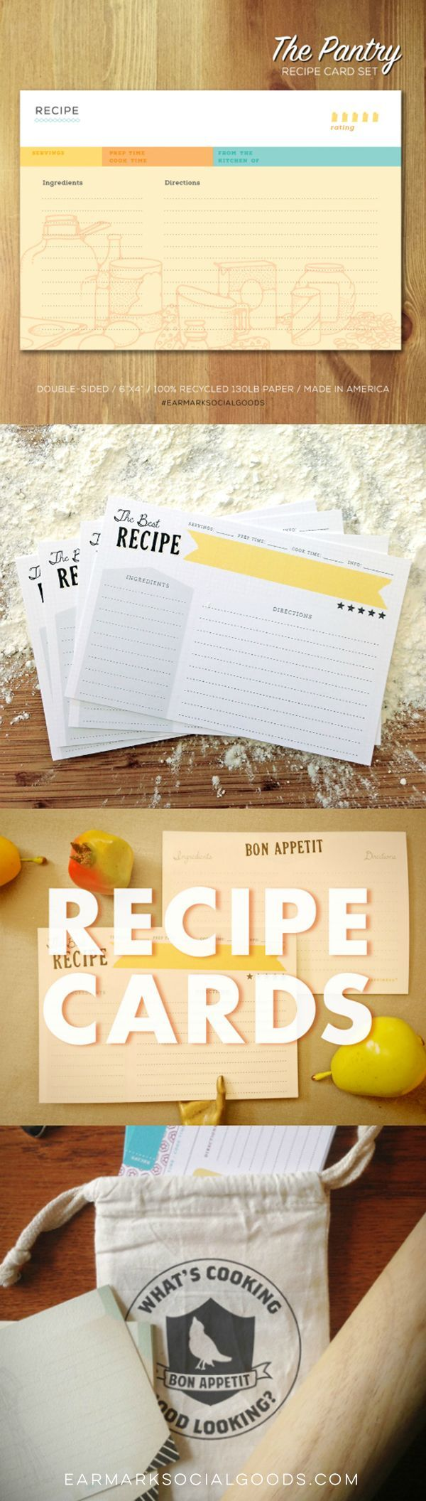 50 best fireflies applepies images on pinterest fireflies fun selection of recycled double sided handmade recipe card sets recipecards biocorpaavc