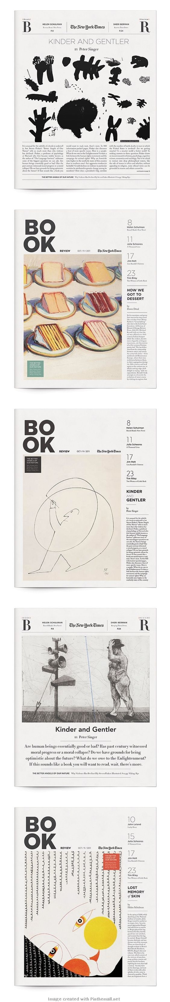 New York Times Book Review | Annie Yi-Chieh Jen | Graphis: