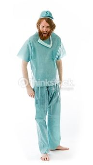 hippy hipster future shoeless doctor. Note swoopy hair.