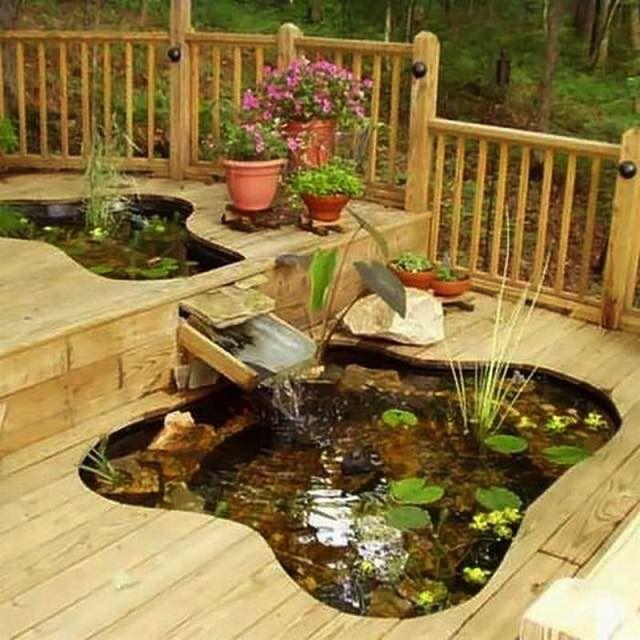 NapadyNavody.sk   20 skvelých nápadov na vodopády, rybníky a vodné záhrady