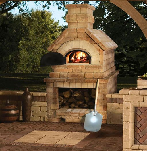 Outdoor Pizza Oven By Mibralegare