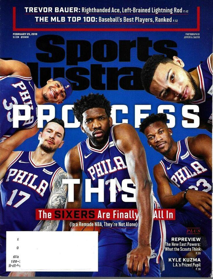 Sports Illustrated Magazine February 25, 2019 Process