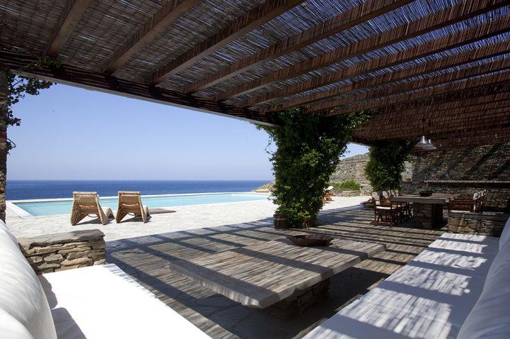 Villa Capari - Tinos, Greece