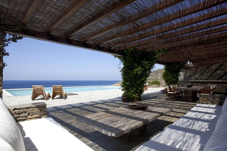 Villa Capari - Tinos, Greece Tucked away in a...   Luxury Accommodations