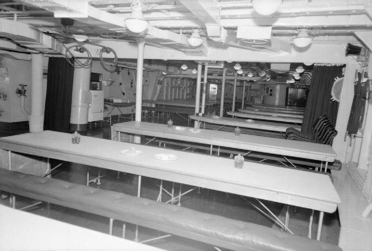 HMS BELFAST 1946-1963 (MH 28616)
