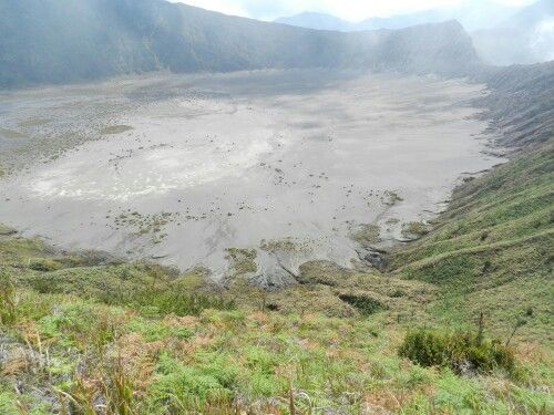 Segorowedi Crater - Mount Bromo - East Java