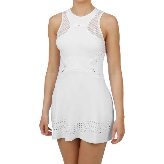 adidas Stella McCartney Barricade Dress Women White