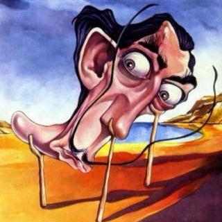 Salvador Dali: Salvador Dali, Salvadordali, Self Portraits, Colors, Amazing Artworks, Google Search, Surrealism Paintings, Salvador Dali On, The Secret
