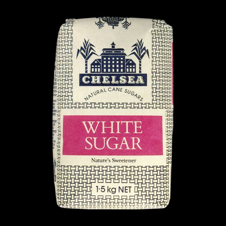 Re:collection | Chelsea White Sugar