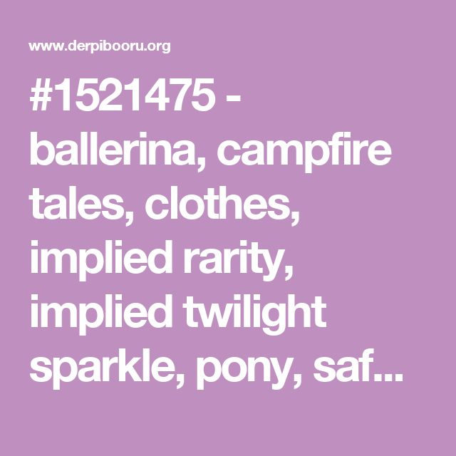#1521475 - ballerina, campfire tales, clothes, implied rarity, implied twilight sparkle, pony, safe, screencap, shadow, shadow puppets, solo, spoiler:s07e16, tutu, twilarina, twilight sparkle - Derpibooru - My Little Pony: Friendship is Magic Imageboard