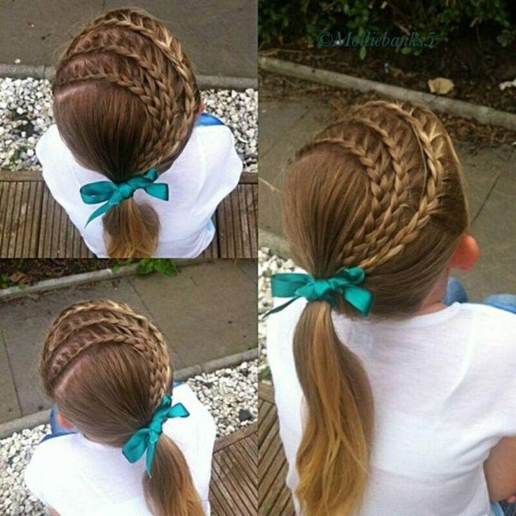 211 besten hair styles bilder auf pinterest | für kinder, frisuren