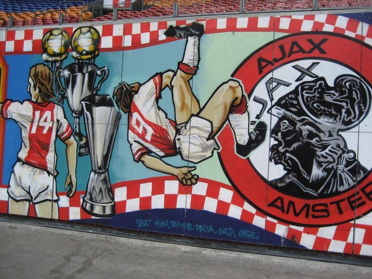 Ajax Cruyff