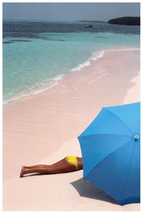 on the sand #beach