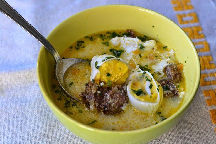Tojásleves gazdagon! Káprázatos vidéki recept, ha finom levesre vágysz, próbáld ki!