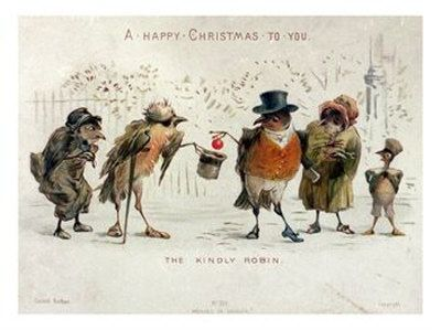 Merry Christmas - Vintage Images | Content in a Cottage