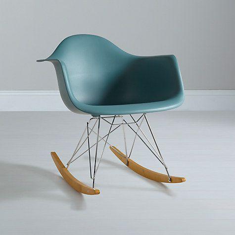 Buy Vitra Eames RAR Rocking Chair Online at johnlewis.com