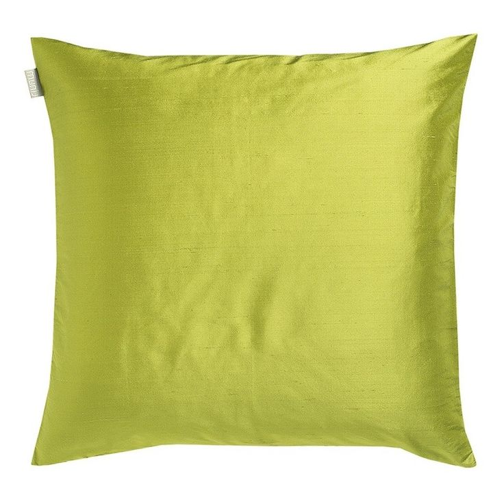 Timeless textiles enrich your home every day, like this luxurious silk cushion in Lime Green to compliment or highlight your colour scheme. Express your style by mixing with other colours & patterns in our soft furnishings to create your own unique look. Linum is a classic brand of modern Swedish design with a strong belief in high quality textiles that are produced with both the environment & sustainability in mind.  Zesty lime a real burst of summer.