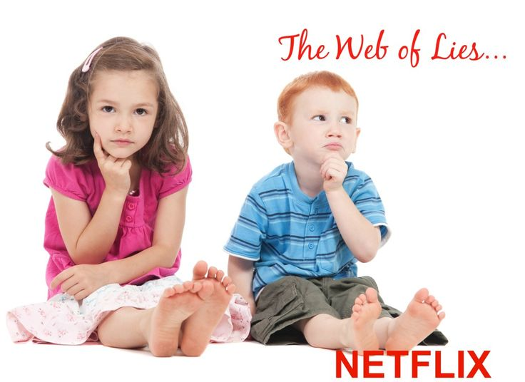 Oh The Web of Lies! #StreamTeam – Parenting | Life Style | Reviews
