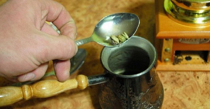 Чем полезен кофе с кардамоном? / Будьте здоровы