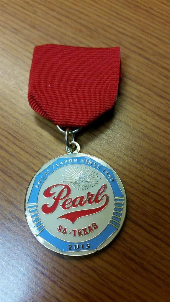 The Pearl 2015 Fiesta Medal   ¡Viva Fiesta!   Pinterest ...