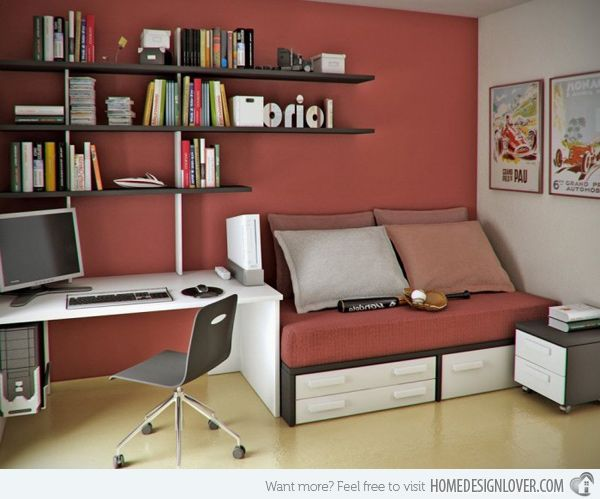 Don't exactly like this but like the idea of a lounging area in the room
