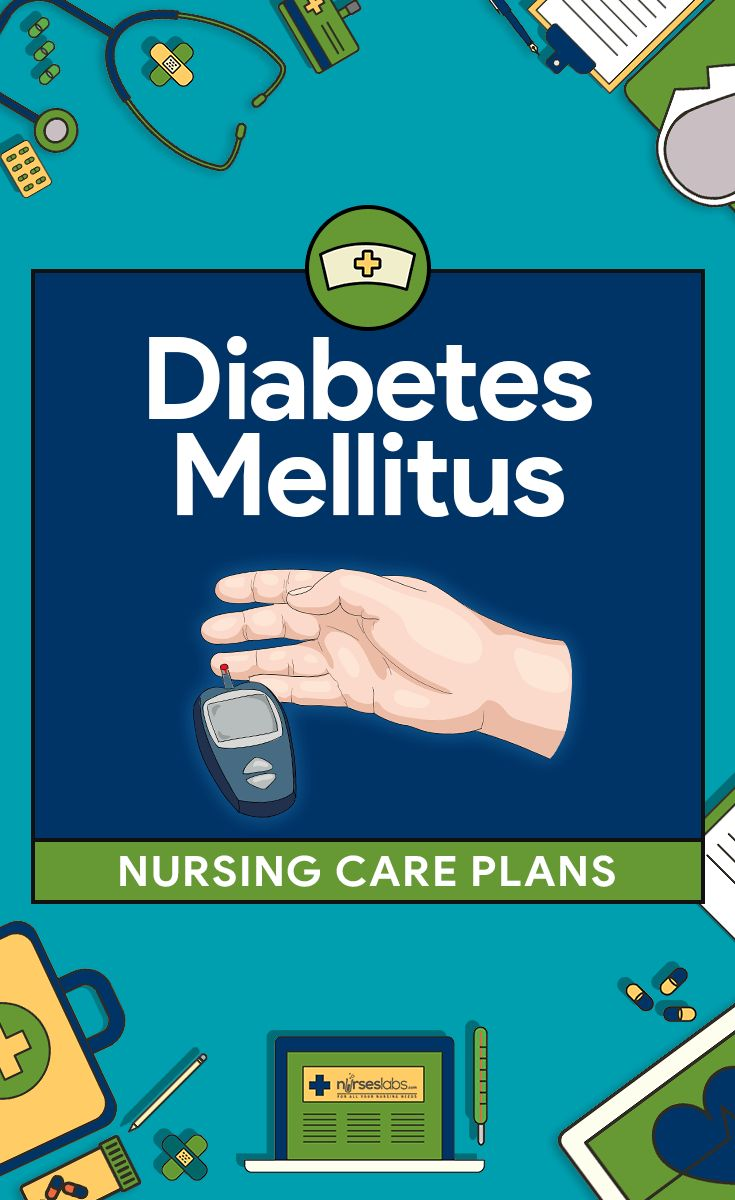 13+ Diabetes Mellitus Nursing Care Plans
