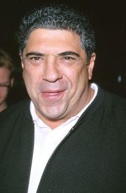"""""""Pussy Bumpensaro""""...Vincent Pastore (born July 14, 1946) is an Italian-American actor, often cast as a mobster"""