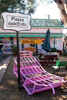 Darling (Western Cape, South Africa) - There's no better name for a town of colourful, warm-hearted residents who brim with joie de vivre...