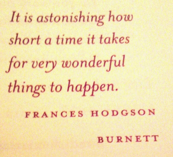 This is a quote from one of my Alexandra Stoddard books. She is my all time favorite author.:) And this is so true.