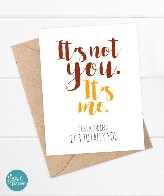 I Love You Card Boyfriend Card Awkward Card Snarky Card: Best 25+ Boyfriend Card Ideas On Pinterest