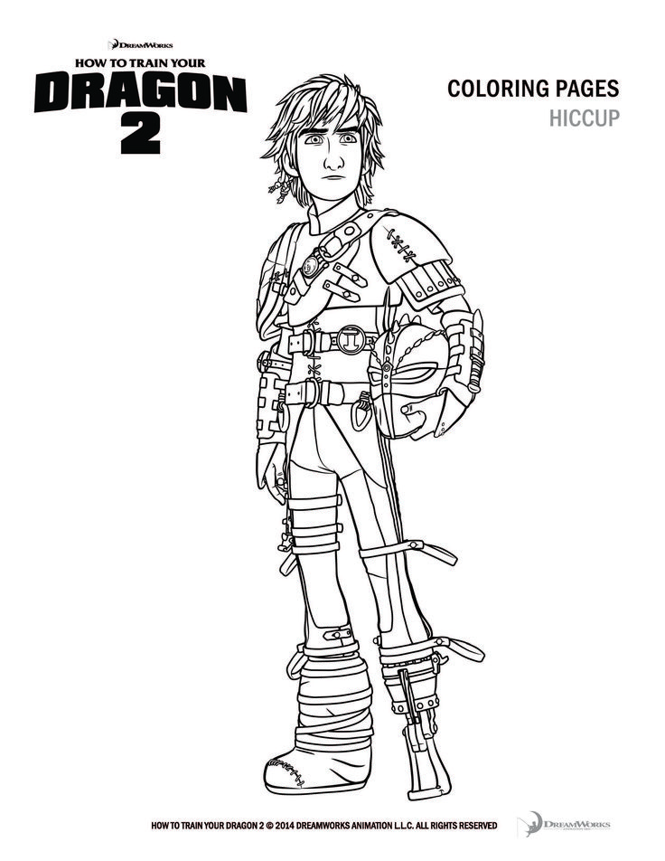 hiccup colouring google search