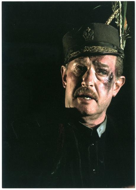 King Lear. Corin Redgrave